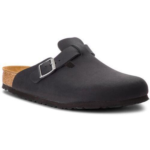 Birkenstock Klapki - boston bs 0059461 black