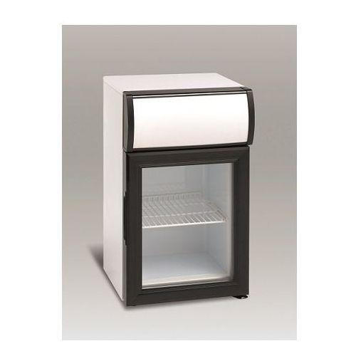Szafa chłodnicza przeszklona   22L   330x360x(H)858mm
