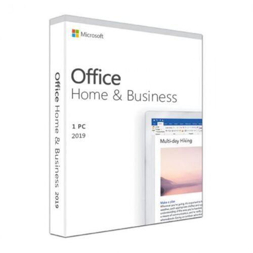 Microsoft Office Home & Business 2019 - klucz elektroniczny