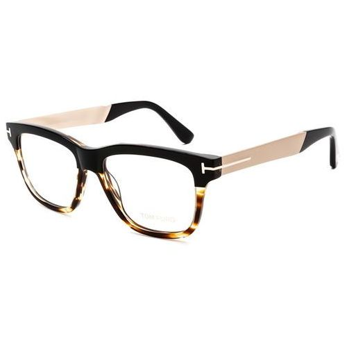 Tom ford Okulary korekcyjne ft5372 005
