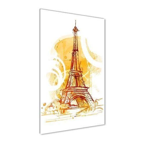 Foto obraz akrylowy do salonu Lato w Paryżu