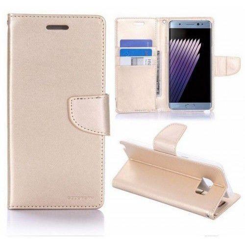 Futerał Mercury Bravo Samsung Apple Iphone X złoty, Mer002732
