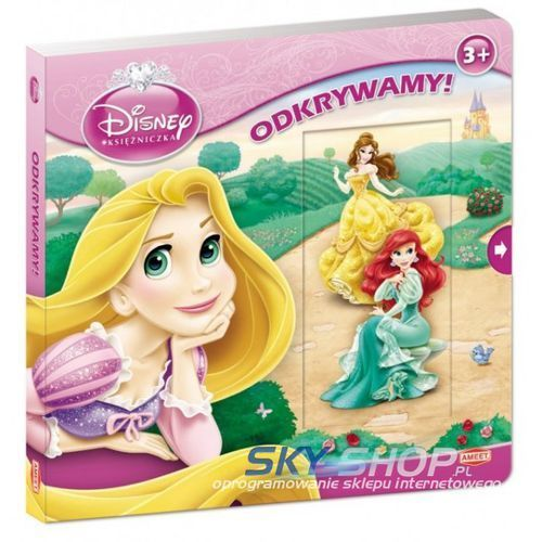 Disney Księżniczka. Odkrywamy DBG2, Ameet