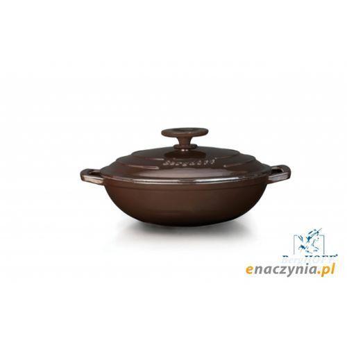 Berghoff Garnek wok żeliwny neo 24 cm