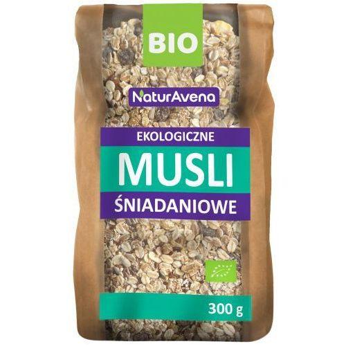 Naturavena Musli śniadaniowe bio 300g -