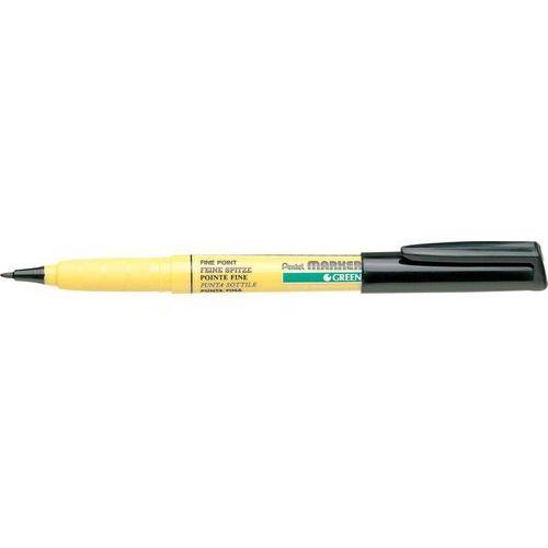 Pentel Marker permanentny do tkanin  nm10 czarny