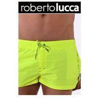 Roberto lucca Szorty kapielowe męskie 70142 monaco neon / neon