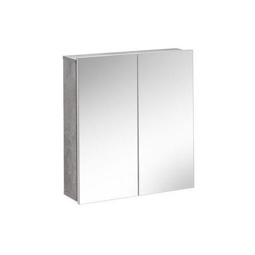 Szafka wisząca z lustrem 60 cm 2d, kolekcja Atelier Comad