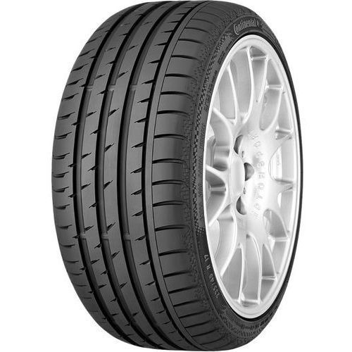 Continental ContiSportContact 3 245/45 R17 95 W