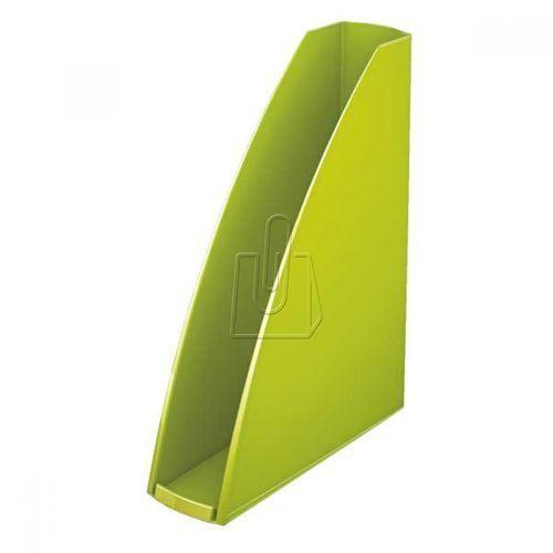 Pojemnik na dokumenty LEITZ WOW zielony metalik