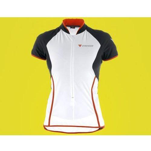 Ds3895799smp koszulka damska dainese fast lane t-shirt biało-czarno-czerwona s marki Shimano