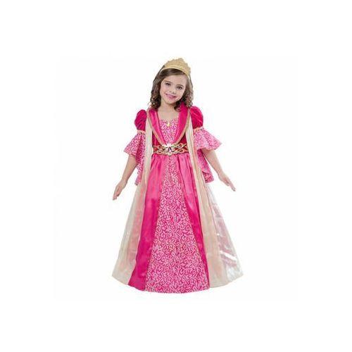 Kostium Renesansowa Księżniczka dla dziewczynki - 8/10 lat (122) (0013051577520)