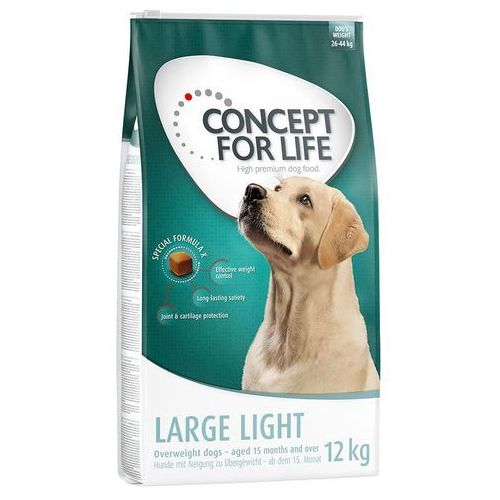large light - 6 kg marki Concept for life