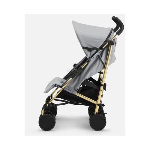Elodie Details - wózek spacerowy Stockholm Stroller Golden Grey - 7350041678175