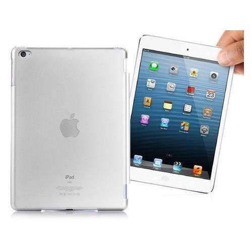 Przezroczyste etui Back Cover do Apple iPad mini 4 - Biały