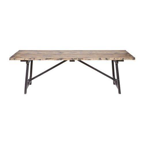 Be Pure Stół do jadalni Craft, czarny, rozm. 220x90cm 800473-Z (8714713055111)