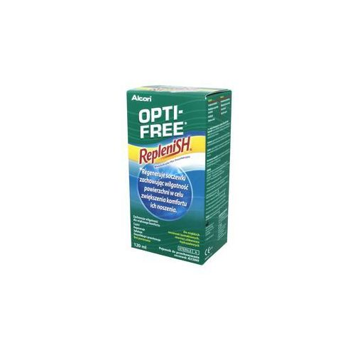 Alcon Opti-free replenish 120 ml.