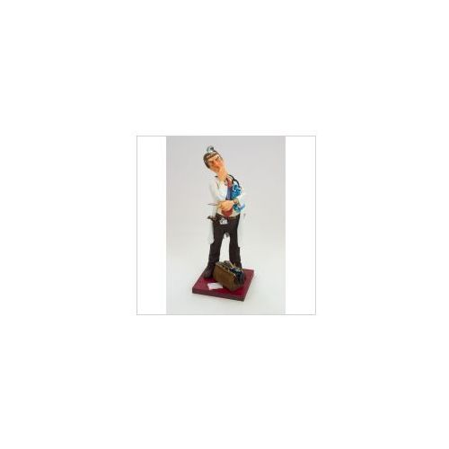OKAZJA - Mała figurka lekarz - (fo84003) marki Guilermo forchino