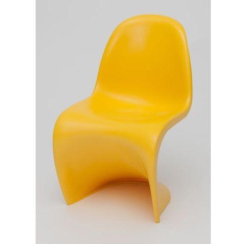 Krzesło Balance Junior żółte MODERN HOUSE bogata chata, 3849