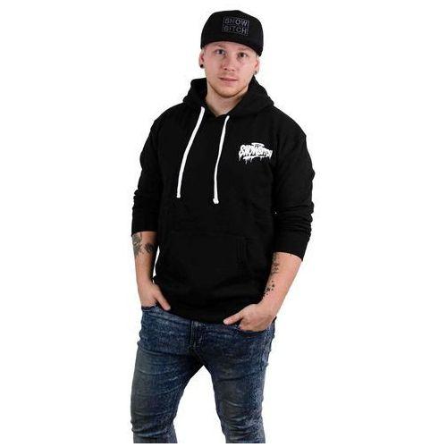 bluza SNOWBITCH - Tag Holy Hoody Black (BLACK) rozmiar: M, kolor czarny