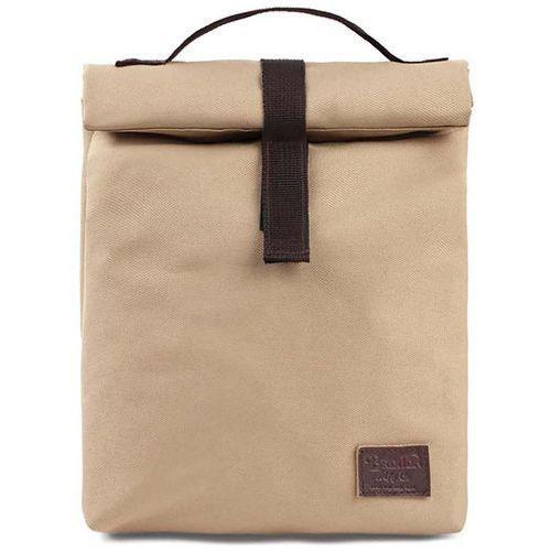 Plecak - fulton lunch bag khaki (khaki) rozmiar: os marki Brixton