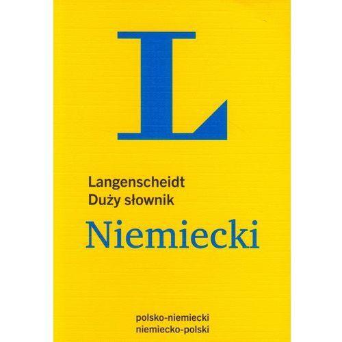 Duży słownik polsko-niemiecki, niemiecko-polski (rok 2014) (624 str.)