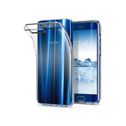 Etui Spigen Liquid Crystal Huawei Honor 9 + szkło 9H