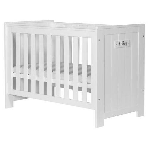 Pinio łóżeczko dziecięce 120x60 barcelona