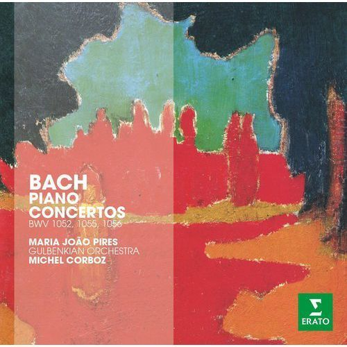 THE ERATO STORY. BACH: KEYBOARD CONCERTOS - Maria Joao Pires (Płyta CD)