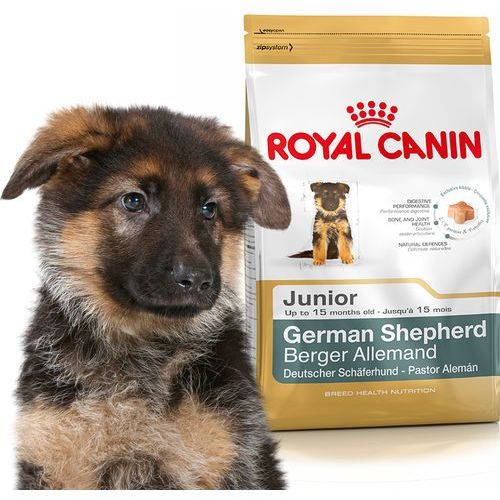 Royal canin german junior 12kg marki Royal canin pies