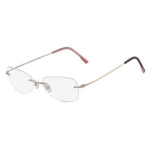 Calvin klein Okulary korekcyjne  ck533/2 780