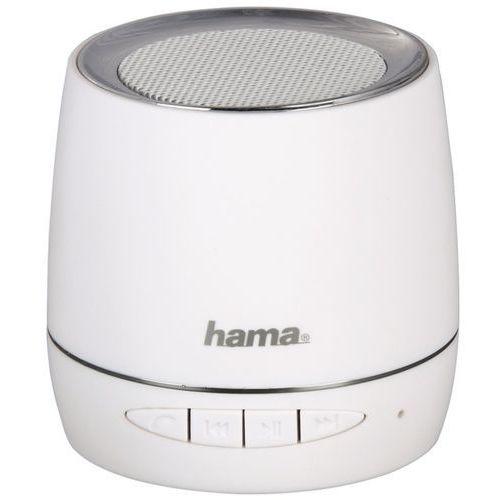Głośnik mobilny sphere biały marki Hama
