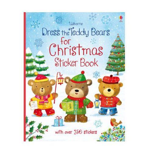 Dress the Teddy Bears for Christmas, Brooks, Felicity