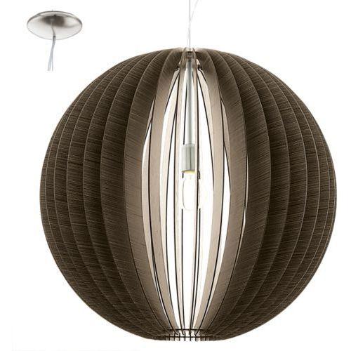 Lampa wisząca cossano śr. 70 cm, 94637 marki Eglo
