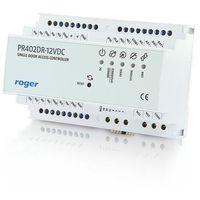 Pr402dr-12vdc kontroler dostępu na szyne din marki Roger