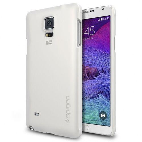 Spigen Thin Fit SGP11110 Samsung Galaxy Note 4 (biały), SGP11110
