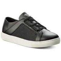 Sneakersy EMPORIO ARMANI - X4C472 XL205 A013 Black Multicolor, kolor czarny