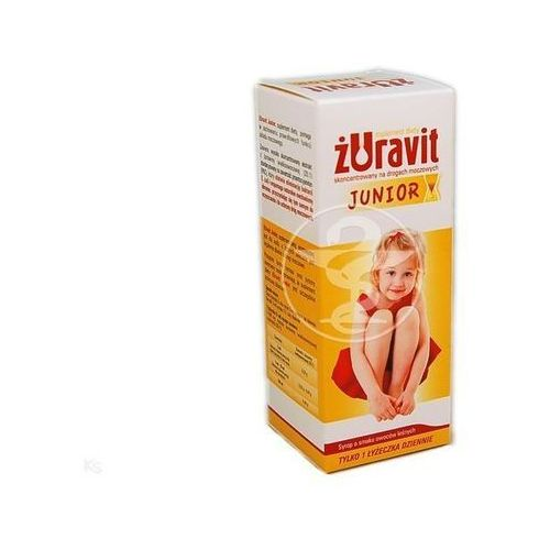 Herbapol lublin Żuravit junior + syrop 100ml (5900956800707)
