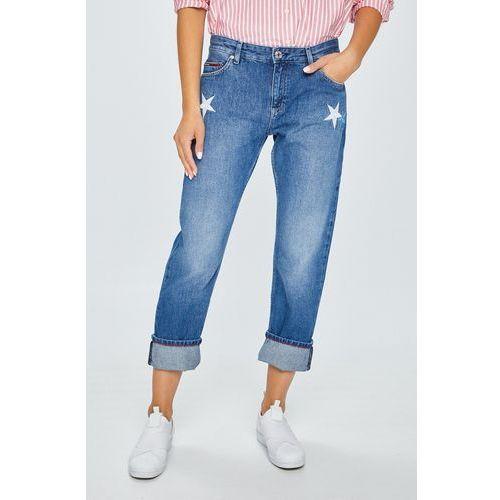 - jeansy lana, Tommy jeans