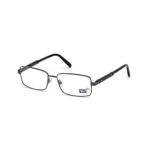 Mont blanc Okulary korekcyjne mb0640 008