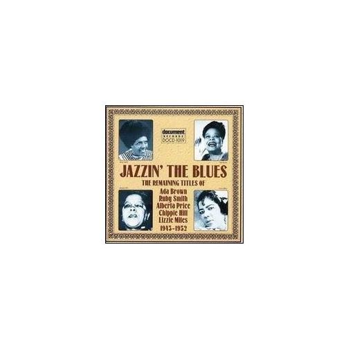 Jazzin' The Blues '43 - '52, DOCD1019
