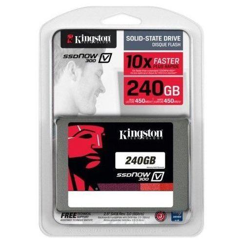 Kingston Dysk  ssd v300 (sv300s37a/240g) 240 gb