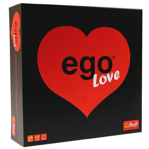 Trefl Ego love gra. Najniższe ceny, najlepsze promocje w sklepach, opinie.