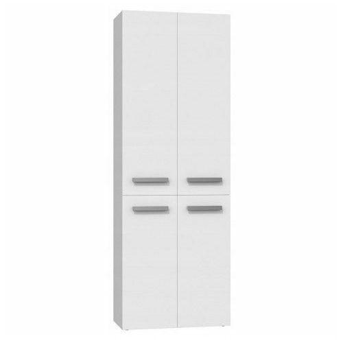Producent: elior Szafka łazienkowa malmo 3x - biała