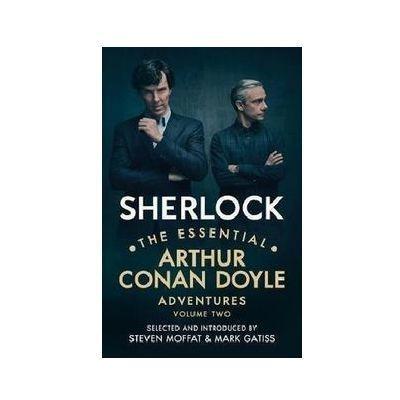 Sherlock The Essential Arthur Conan Doyle Adventures Volume 2 (2017)