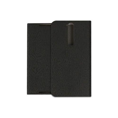 ZTE Axon Mini - pokrowiec na telefon - czarny, kolor czarny