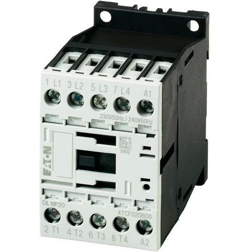 Stycznik mocy DILM7-10 (230V50Hz,240V60Hz) 276550 EATON-MOELLER
