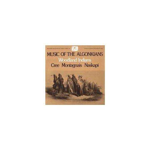 Music Of Algonkiansi / Różni Wykonawcy z kategorii Pozostała muzyka