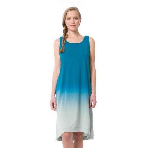 sukienka NIKITA - Careen Ocean Depths (OCD), kolor niebieski
