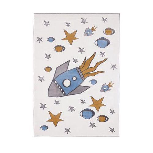 Agnella Dywan dziecięcy raketo perłowy 120 x 160 cm